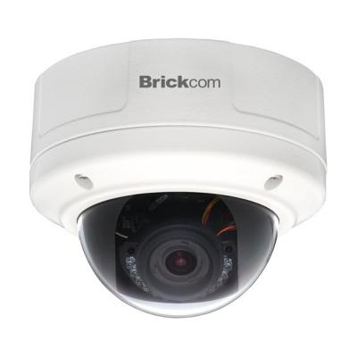 Купольные антивандальные IP камеры